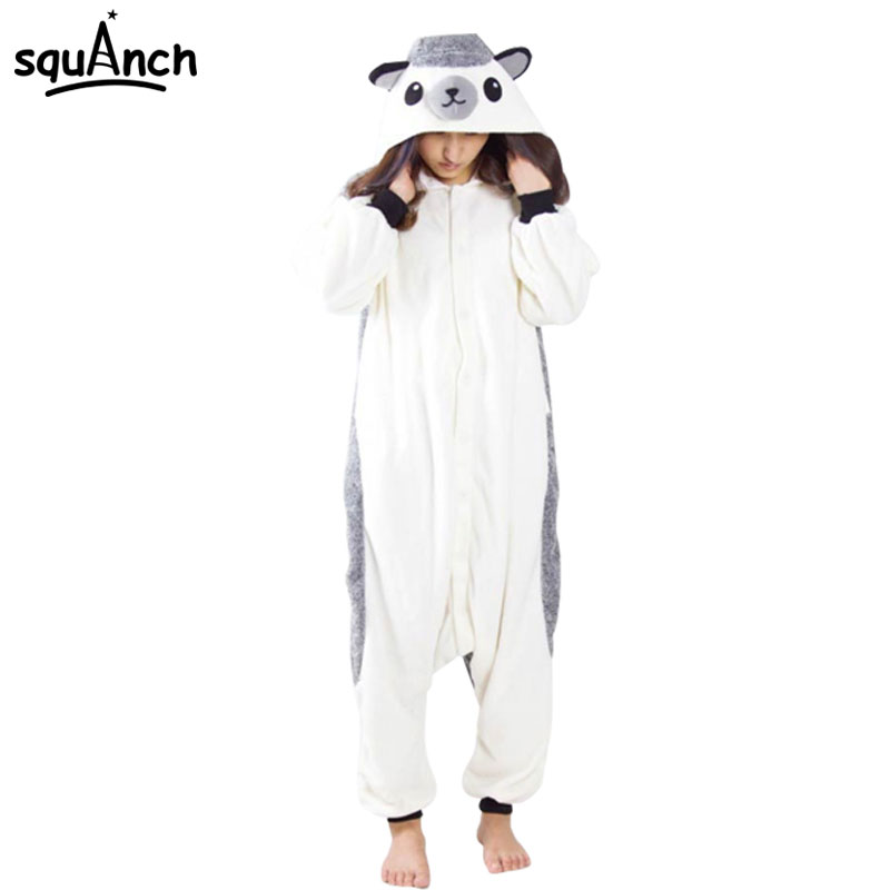 5ef3057862fa Detail Feedback Questions about Animal Kigurumi Hedgehog Onesie Pajama  Adult Women Sleepwear Cute Funny Jumpsuit Polar Fleece Fancy Carnival Loose  Outfit ...