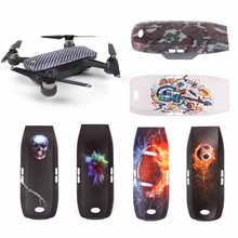 Color Printed Shell DIY Cool Printing Cover Graffiti Protection Shell for DJI SPARK Camera Drone Accessories