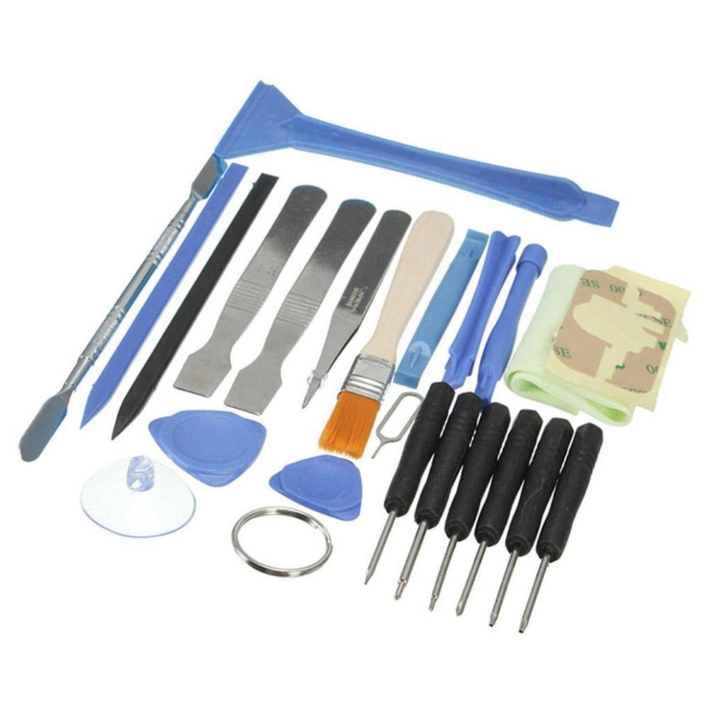 SHGO HOT-1 Set Durable Disassemble Tools Phone Screen Laptop Opening Repair Tools Set Kit For iPhone For iPad Cell Phone Table