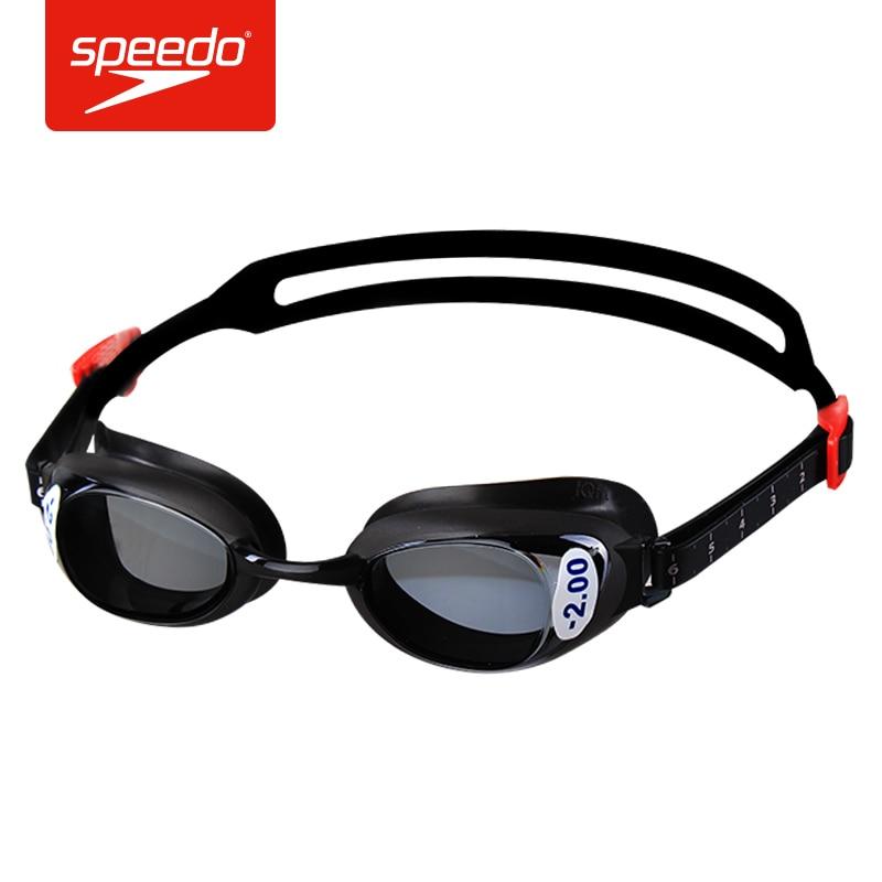 5570c374c5 Speedo Multi Prescription Optical Myopia Nearsight Goggle Glasses Silicone  PC Lens Anti-fog Coated Watertight