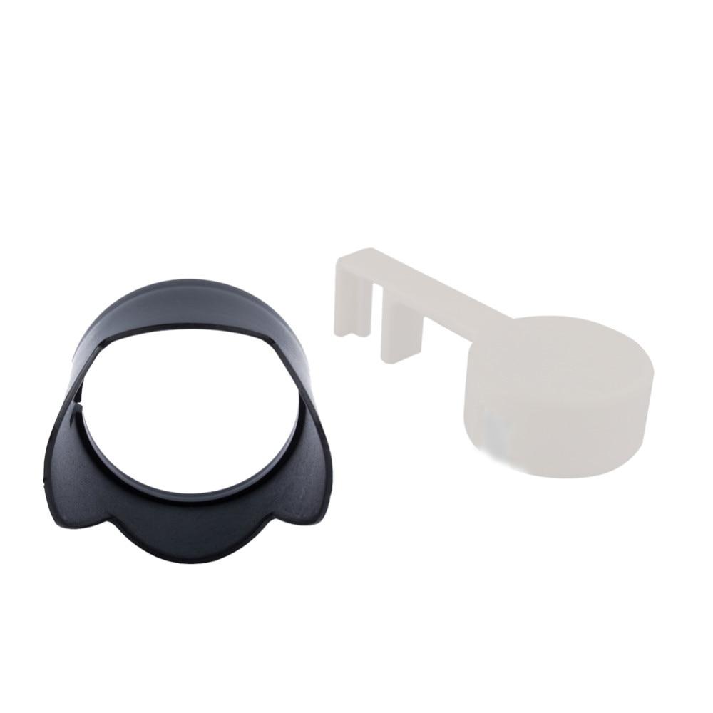 DJI Phantom 3 Pro Advanced Camera Lens Cover Cap 1PCS Sunshade Hood