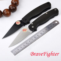 C81 High Quality 58HRC CPM S30V Blade Carbon Fiber Handle Tactical Folding Knife Hunting Camping Outdoor