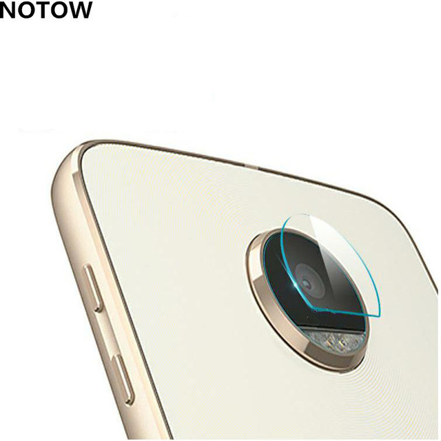 low priced cf78c e4339 US $1.17 15% OFF|NOTOW flexible Rear Transparent Back Camera Lens Tempered  Glass Film Protector Case For Motorola Moto Z X4 Z Droid Z Style -in Phone  ...