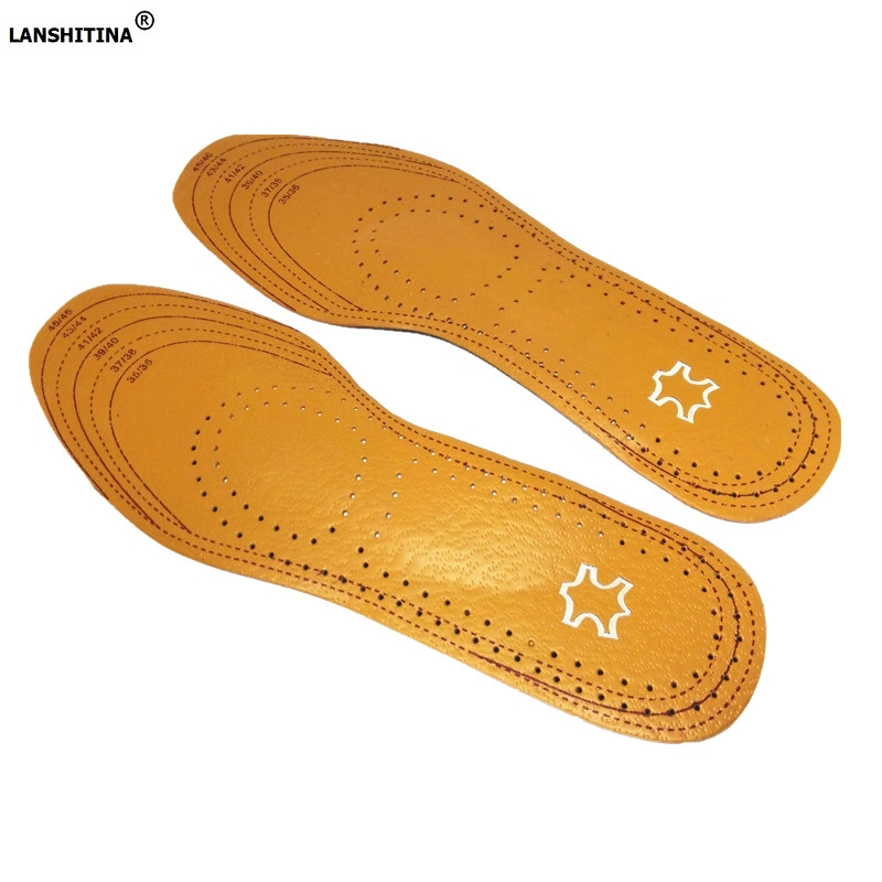 Arch Support Orthotic Insoles Leather Insole Absorb Shock Insoles X Leg Foot Care Pronation Orthotic Insole Breathable Foot Pad full length orthotic gel high arch support kid insole absorb shock children insoles footbed for reducing foot pain lc00018