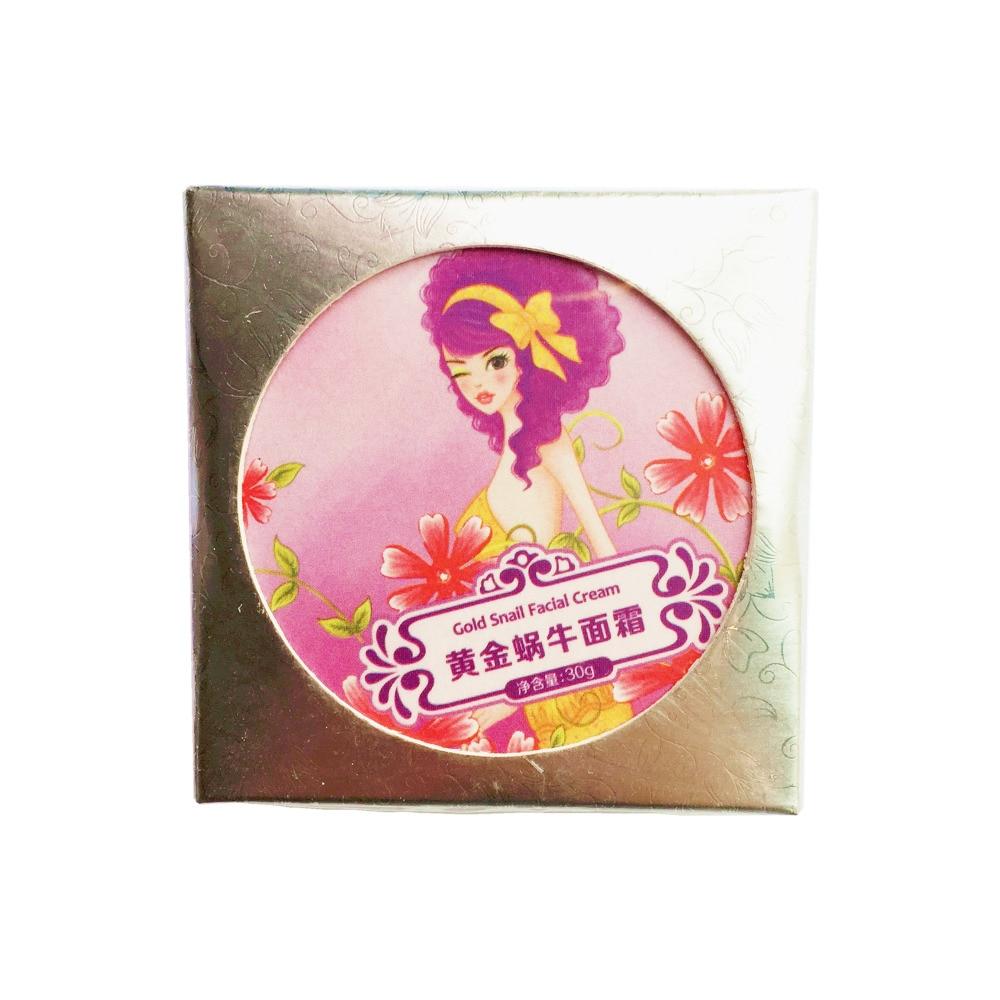 5pcs/lot AFY Gold Snail Cream to face Moisturizing Skin