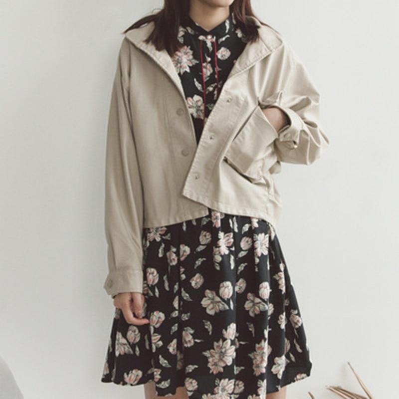 New 2018 High Quality Leather Jacket Women Black Beige Coat Jacket PU Leather Oversize Jacket Mulheres Jaqueta de Couro JK614