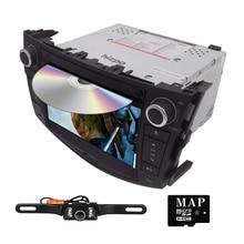2006-2011 POUR TOYOTA RAV4 Lecteur DVD de Voiture 2 DIN GPS Navigator Stéréo Radio Caméra 7 pouces Moniteur GPS Navigation Stéréo Arrière caméra