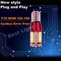 2X Plug & Play Canbus T10 W5W LED Clearance Lamp Bulb Side Estacionamento Luz Para Audi A3 A4 A5 A6 A8 Q5 Q7 R8 S5 S6 S7 S8 TT SQ5