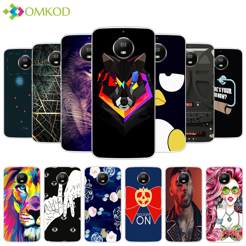 Motorola Moto G5S Wallpapers: For Motorola Moto G5S TPU Silicone Shell For Moto G5S