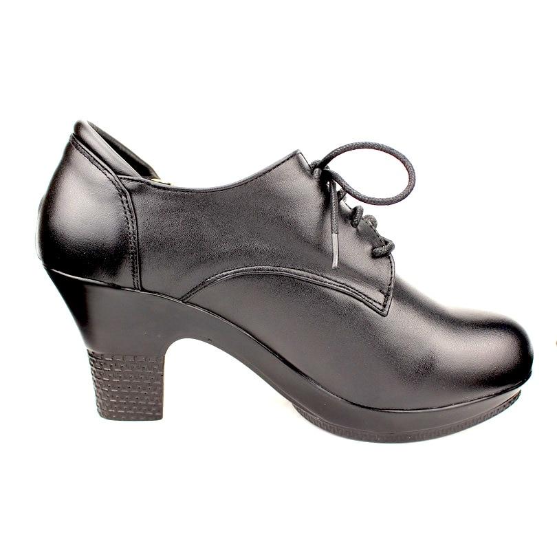 En Noir Cour Véritable Bout À Chaussures Lacent Wp125 Cristal Cuir Plate Talons Hauts forme Pompes Des Classique Femmes Rond Uninnova Elegent Bague qUPU10zT