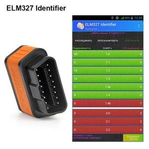 Image 4 - ELM327 escáner Ancel iCar2 icar 2 para coche, lector de código de diagnóstico con Bluetooth, Real V1.5 para Android Phone, herramienta de diagnóstico de torsión