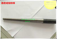 Free Shipping Stainless Steel Ring Mandrel Finger Ring Size No 0 13 US Size Ring Size