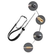 Тестер двигателя автомобиля диагностический инструмент автомобильный механический стетоскоп двигатель цилиндр шумомер детектор