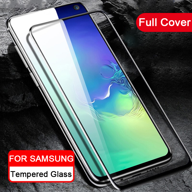 9H Protective Glass For Samsung Galaxy A6 A8 Plus A6plus A8plus 2018 A 6 A 8 2018  A62018 Tempered Glass Screen Protector Film