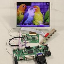 HDMI+DVI+VGA+Audio LCD controller board M.NT68676+7inch CLAA070MA0ACW 800*600 Lcd panel