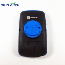 skylarpu (Blue)Rear cover for GARMIN EDGE 800 bicycle speed meter back cover Repair replacement Free shipping цена и фото