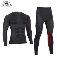 2017 Winter Thermal Underwear Sets Men Brand Quick Dry Anti Microbial Stretch Men S Thermo Underwear