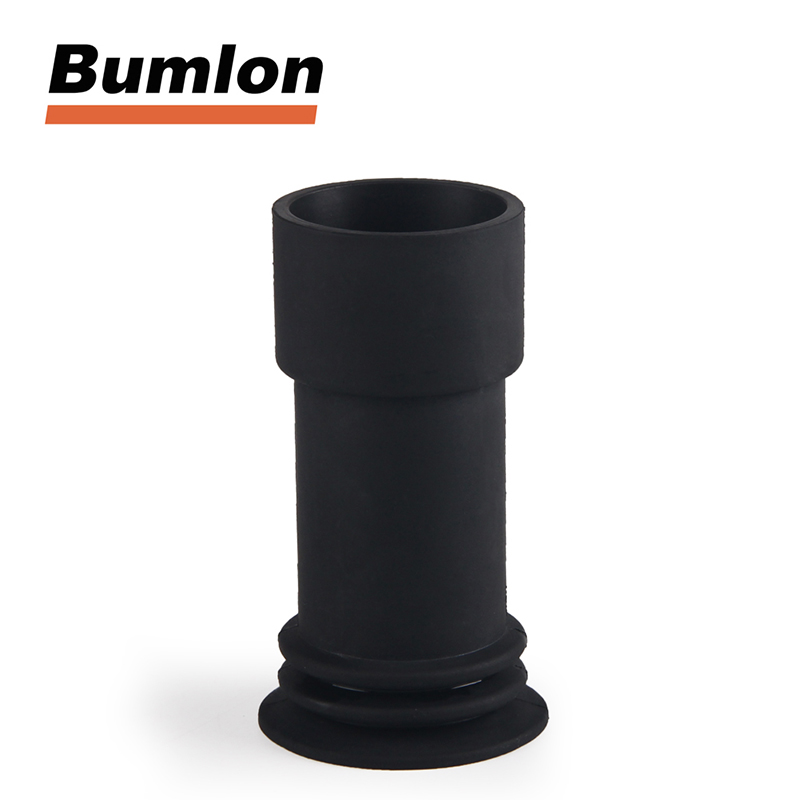 10cm Ocular Soft Rubber Cover 33mm Inner Diameter Eye Protector For Airsoft Rifle Scope Hunting Accessory 37-0053(China)