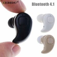 Bluetooth Earphone Sports Headset Stereo Handsfree Mini Wireless Kebidu In-Ear with
