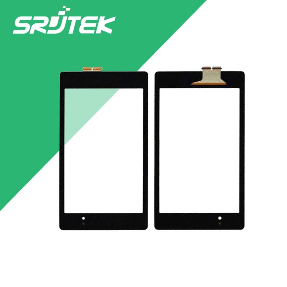 Touchscreen For Asus Google Nexus 7 FHD 2nd 2013 K008 Touch Screen Digitizer Glass Lens Replacement For ME571K Free tools Black