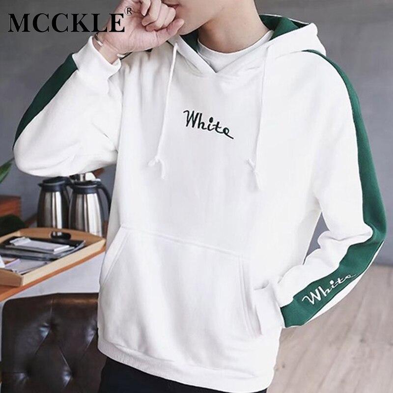 MCCKLE Mens 2018 Unisex Summer Casual Hoodies Coat Streetwear High Street Hip Hop Fashion Sweatshirts Cotton Hooded Jacket