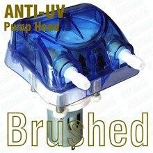 250 мл/мин., 24Vdc перистальтический насос с анти-уф Exchangeable напор насоса и FDA PharMed BPT перистальтического трубки