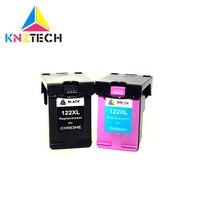 Substitua para for122 122xl 122 cartucho de tinta para deskjet 1050a 2050 1050 2050s 3050a 1000 2000 3000 impressora