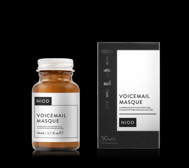 NEW NIOD Voicemail Masque 50ml Womens Skin Care adidas 50ml