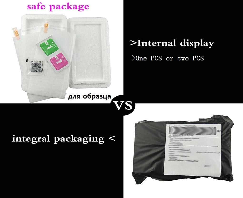 Película protectora de vidrio templado 9H Protector de pantalla LCD de alta calidad a prueba de explosiones para DEXP Z250 BL150 Z455 B255 BL250