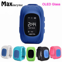 Maxinrytec Q50 GPS Watch OLED Screen Smart Watch kids Safe GSM SOS Call Location Locator Tracker Wristwatch for Child Anti-Lost(China)