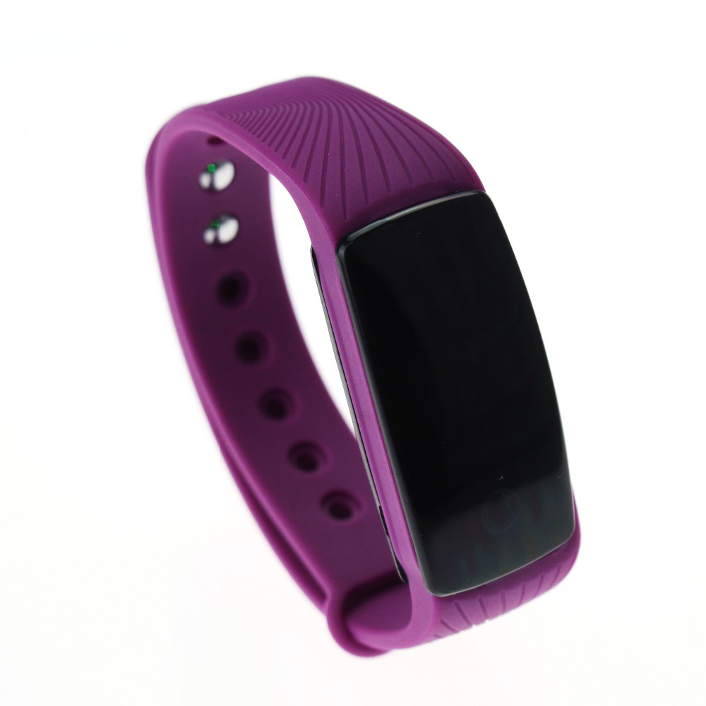 Teamyo New V05C Smart Band Pulse Heart Rate Monitor Smart Wristband Fitness Tracker Pedometer Sleep Tracker IOS Android Bracelet 29