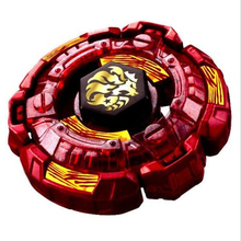 Best Birthday Gift 1pcs Beyblade Metal Fusion Metal Fang Leone W105R2F Limited Edition WBBA Burning Claw Version Red Beyblade M0