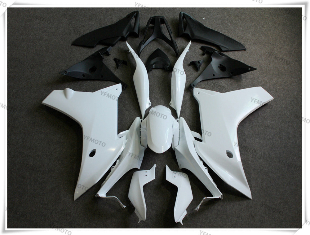 Motorcycle Unpainted Fairing Body Work Cowling For H O N D A CBR600F CBR 600F CBR 600 F F4I 2011 ABS +4 Gift schmitt neuroscience resea symp summ an anth o f work session repo from resea prog bull