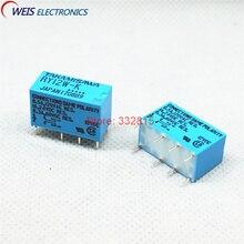50PCS RY12W-K RY12W-K-12V 12V RELAY DIP Free shipping