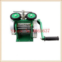 Buy Jewelry Mini Rolling Mill Tool and Equipment Goldsmith Machine Hand Rolling Mill 100% Promotion with Best Price