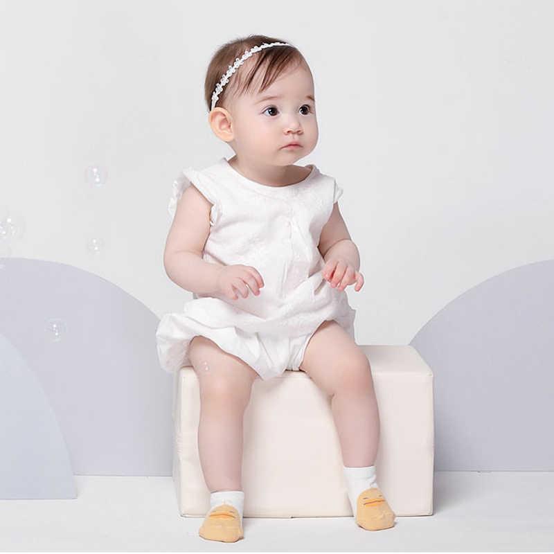 Горячо! 2019 очень милая детская одежда, осенне-зимние хлопковые милые Нескользящие носки для новорожденных мальчиков и девочек, мягкие носки-тапочки с рисунком Bebe