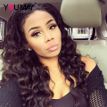 360 Lace Front Human Hair Wigs For Black Women 150% Density Brazilian Loose Wave 360 Full Lace Frontal Wig 7A Brazilian Lace Wig