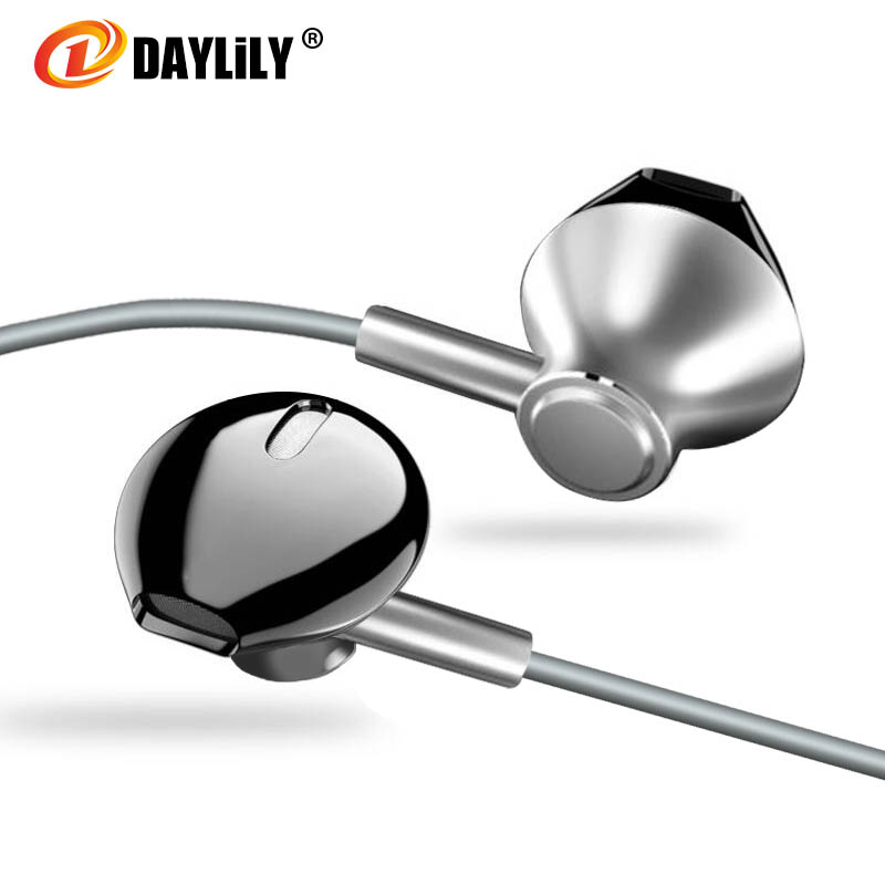 Daylily headphones phone fone de ouvido music game earphone auriculares bass headset bass Mp3 microphone Earphones computer kz n1 headphones mini dual driver extra bass turbo wide sound audifonos headset field auriculares headphones dj fone de ouvido