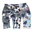 V-TREE Fashion baby girls boys harem pants popular pattern cropped trousers  toddler camouflage clothing kids trousers