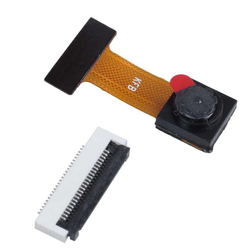 30W pixel OV7670 camera module with row (30W pixels)