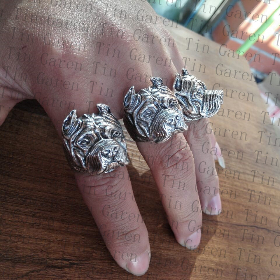 Animal rings american pit bull terrier ring pitbull jewelry stafford animal rings american pit bull terrier ring pitbull jewelry stafford terrier rings unique trendy design garen tin wholesale in rings from jewelry aloadofball Gallery