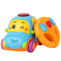 Rc Car Baby Music Car Wireless Remote Control Car Model Toy Educational Toys Machine On The