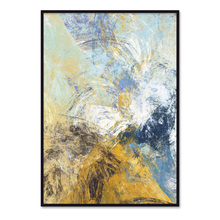 Framed Abstract color series Painting Canvas Wall Art Picture Home Decoration Living Room Print Modern Painting1SC-CXXT
