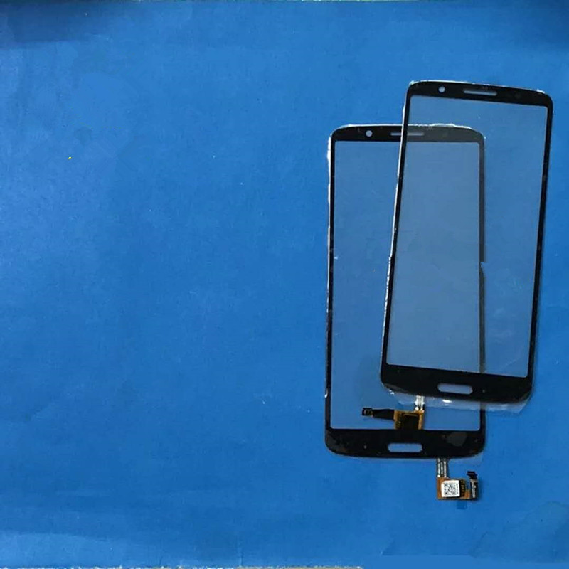 For Motorola Moto G6 G6plus XT1926 Touch Sensor Panel Glass Lens Touch screen Touchpad Mobile Phone Parts Replacement