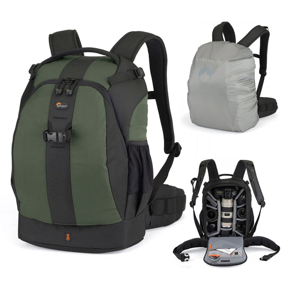 Promotion Sales Genuine Lowepro Flipside 400 AW Camera Photo Bag Backpacks Digital SLR+ ALL Weather Cover fast shipping free shipping gopro black genuine lowepro flipside 400 aw digital slr camera photo bag backpacks all weather cover wholesale