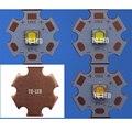 10 W Cree XML2 XM-L2 Led de alta potência em 20 mm estrela de cobre
