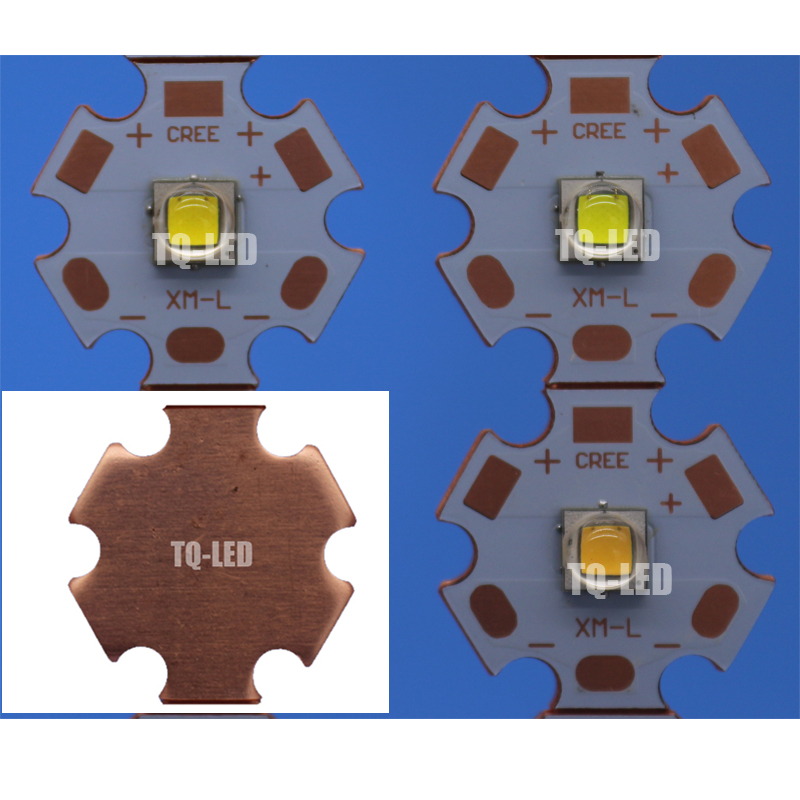 10W Cree XML2 XM-L2 High Power Led on 20mm Copper Star sitemap 20 xml
