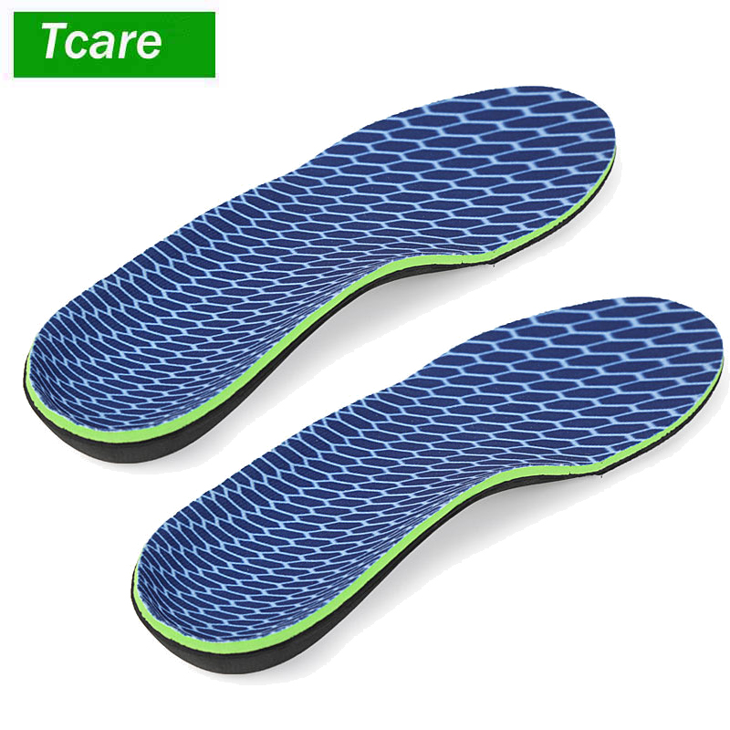 1Pair Deep Heel Arch Support Orthotic Insoles for Flat Foot Plantar Fasciitis Relieve Feet Pain and orthopedic Pronation Shoes 4pcs silicone gel orthotic arch pad arch support insole flat foot relieve pain orthopedics insert new