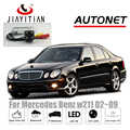 JiaYiTian rear view camera For mercedes benz w211 2002 2004 2006 2008 2009 CCDNight Vision/License Plate Camera Backup Camera