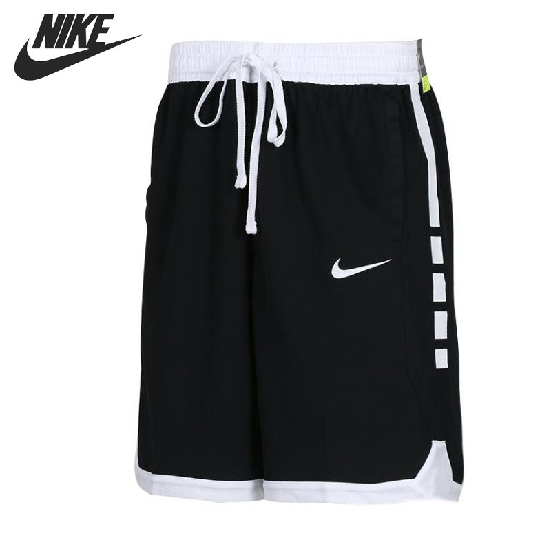 Original New Arrival NIKE DRY ELITE SHORT STRPE Men s Shorts Sportswear